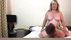 Bbw wife with boyfriend