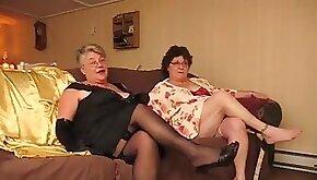 Fabulous Amateur clip with Stockings Grannies scenes