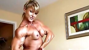 Short of big clits and muscles videos