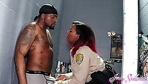 Correctional Officer vs Inmate Black Hardcore
