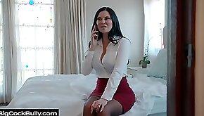 Jasmine Jae gets fucked by her husbands boss