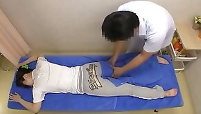 Ask for a massage at a secret erogenous film