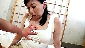 Saki Hanashiro Erotic Aunt Of Anal Sex