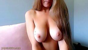 Bored slut needs cock but is lonely Lolita sperm