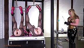 Feminized Rubber Maid Punishment