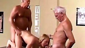 Vintage Old Young Teenie Girl Fucked White Hair Grandpas watch