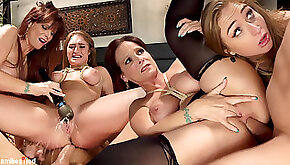 Ramon Nomar Syren de Mer Skylar Snow in The Perfectionist Anal Seductress Teaches Co ed to Squirt for Grades FamiliesTied