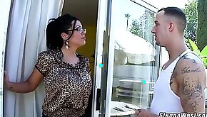 Sienna West rimjob for boyfriend tossed his salad swallows him