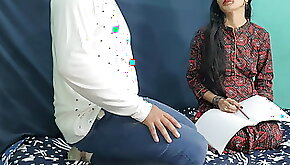 Bestever xxx doggystyle by indian teacher with hindi voice