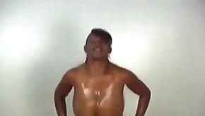 Ebony Milf Workout