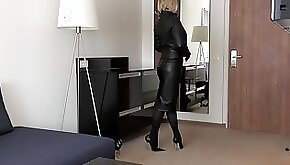 Great leather outfit